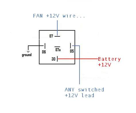 wiring diagram for relays 12 volt wiring get free image
