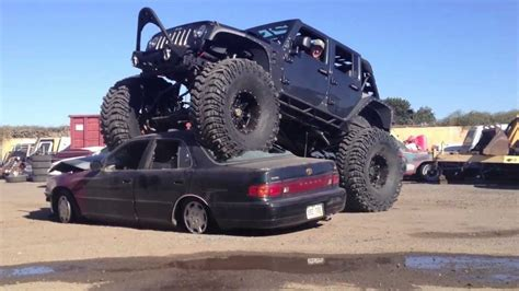 kraken jeep release the kraken by cop4x4