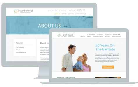 about us our health our web design digital marketing gravitate