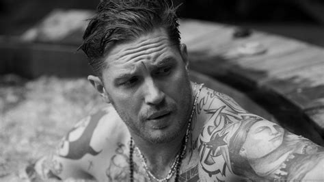 tattoo girl black and white wallpaper tom hardy wallpapers wallpaper cave