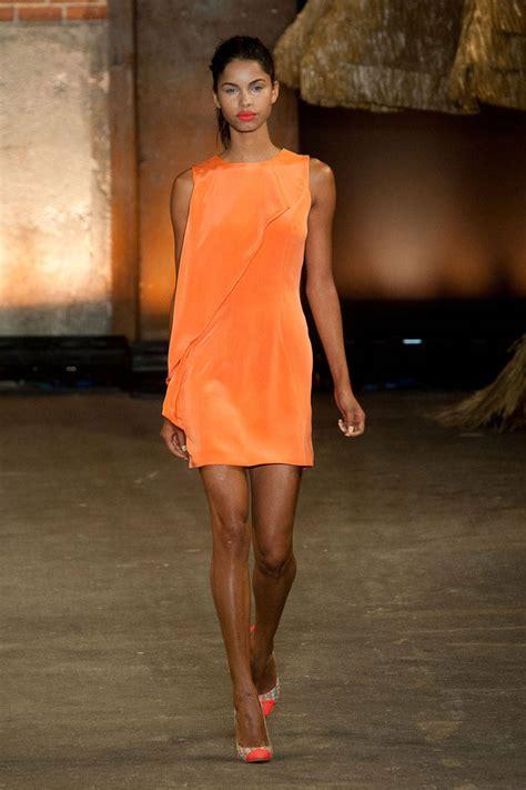 Trend Orange by Shoes Apaigeinfashion