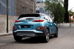 Hyundai Photos 2018 Hyundai Kona Is Ready To Battle The Toyota C Hr The