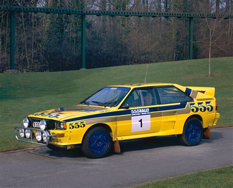 Audi Quattro A2 by Audi Quattro A2 Rally Car The National Motor Museum Trust