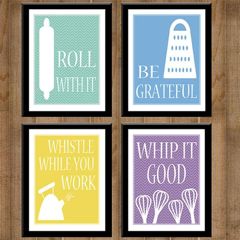 www kitchen collection items similar to kitchen collection set of four 8x10 s