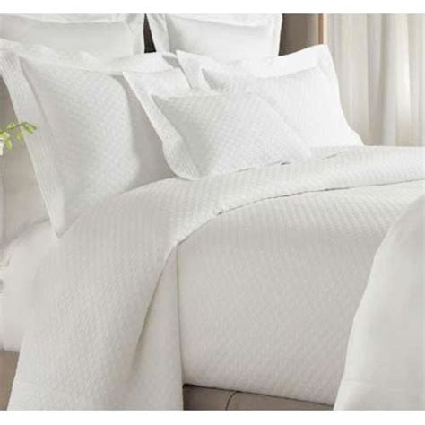 peacock alley coverlet peacock alley alyssa bedding white flandb com
