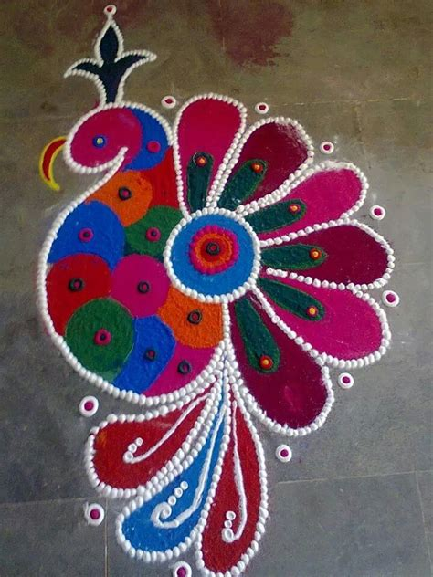 rangoli pattern video beautiful colors rangoli rangavali rangoli