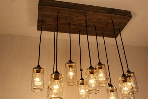 rustic lighting illuminates any room at home