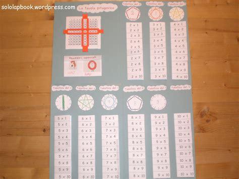 tavola pitagorica tabelline tavola pitagorica da stare e colorare hz11