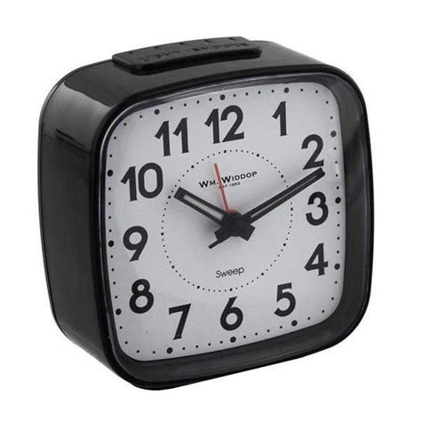silent sweep alarm clocks widdop alarm clocks york connollys homestyle york