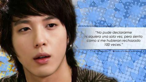 imagenes de love rain con frases llore con el pobre shinn woo dmasiado triste frases