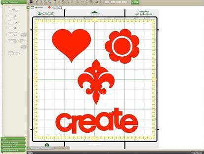 cricut craft room software cricut craft room craftroom design software