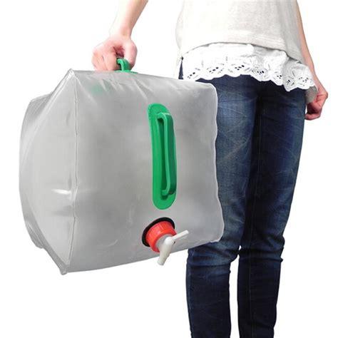 Waterproof Bag Water Bag Kantong Air kantong air portable cing water storage 20 liter
