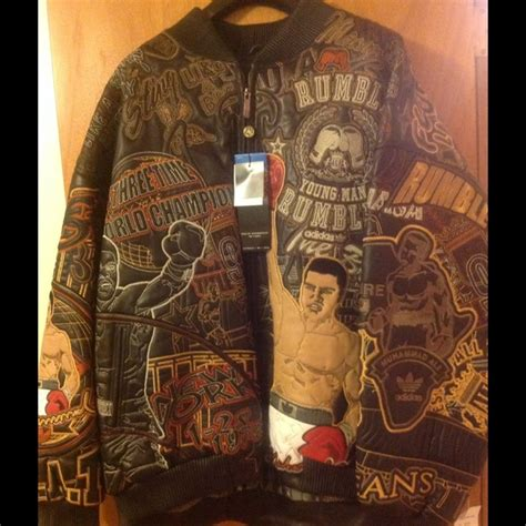 Jaket Adidas Muhammad Ali al wissam adidas s al wissam limited 2xl muhammad