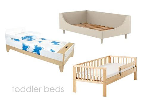 Is A Toddler Mattress The Same As A Crib Mattress Small Space Living The Toddler Bed Dilemma Chezerbey