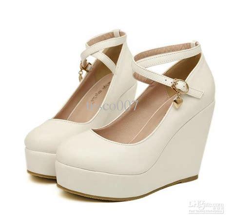 Keilabsatz Hochzeitsschuhe by Sales Black Matte Velvet Fashion High Heeled Shoes