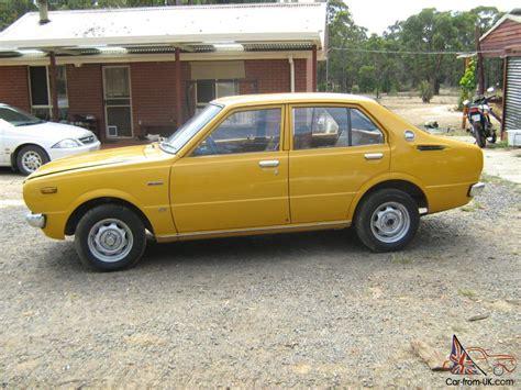 1970s toyota corolla toyota corolla ke cars ebay autos post