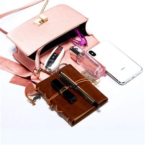 Tas Selempang Messenger Wanita by Tas Selempang Wanita Dengan Pita Bowknot Messenger Bag