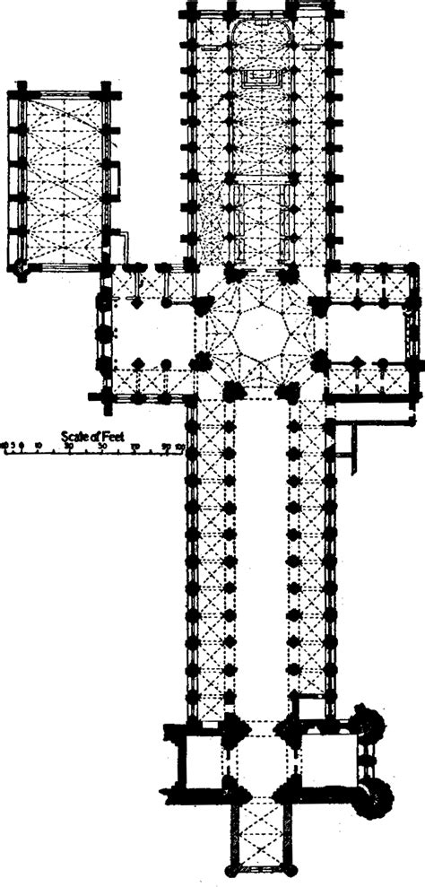 floor plan of gothic cathedral ely cathedral home interior design ideashome interior