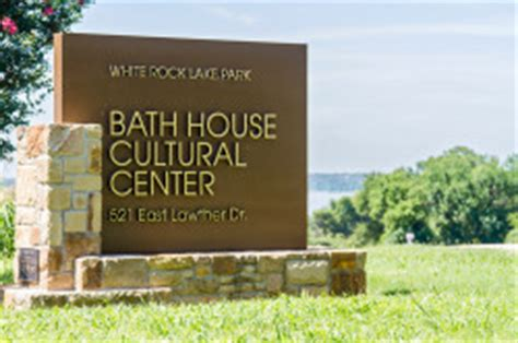 Bath House Cultural Center by Peninsula Neighborhood Homes For Sale And Architect