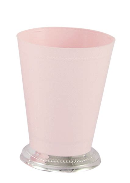 Mint Julep Vase Pink Mint Julep Vase Cup Vacuum Orna Metal