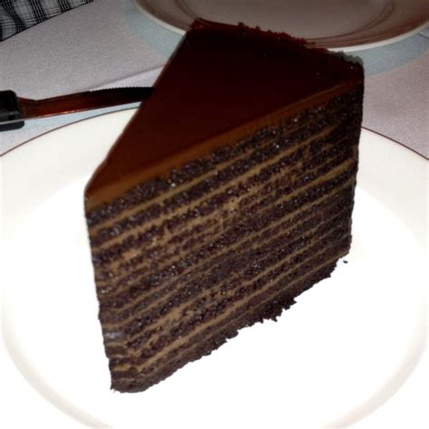 strip house 24 layer chocolate cake strip house steak house 24 layer chocolate cake