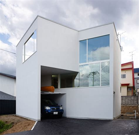 Small Homes Japan Northern Nautilus Further The Spiral Japanese