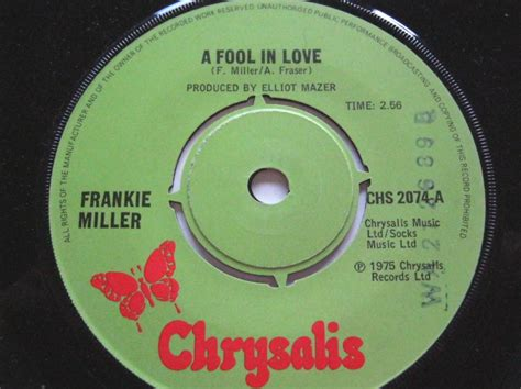 a fool in love miller frankie records vinyl and cds hard to find and