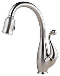 Brizo Kitchen Faucet Brizo 63500 Ss Floriano Stainless Steel Kitchen Pull