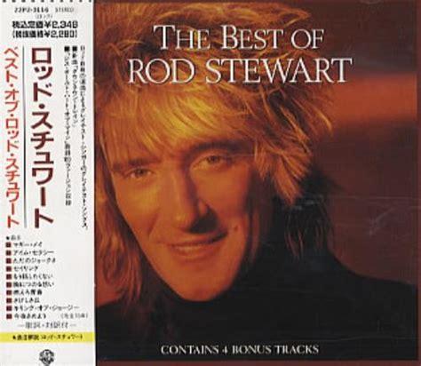 the best of rod stewart rod stewart the best of japanese cd album 22p2 3116 the
