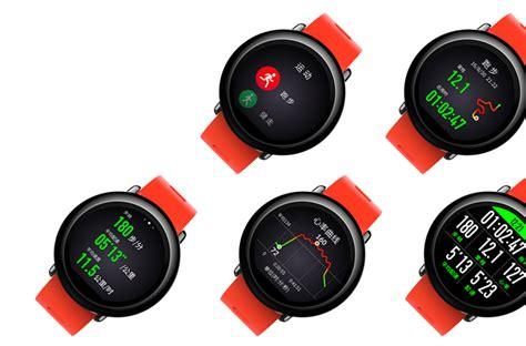 Smartwatch Xiaomi awaited xiaomi amazfit smartwatch with gps xiaomi mi