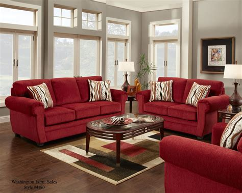 washington samson red sofa  loveseat  wwwfurnitureurbancom great living rooms
