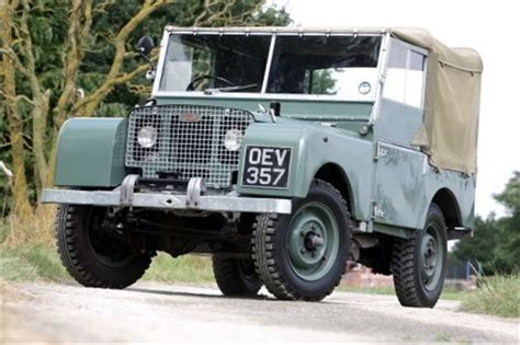 land rover series 1 classic car review honest
