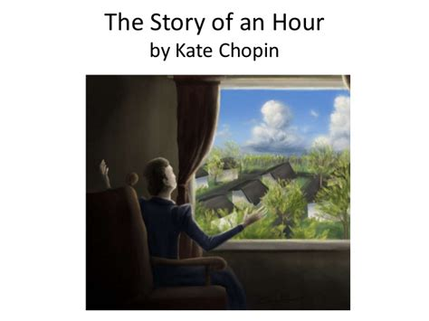 the story of the story of an hour presentation