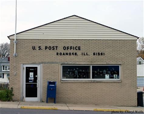 post office hours of roanoke community links