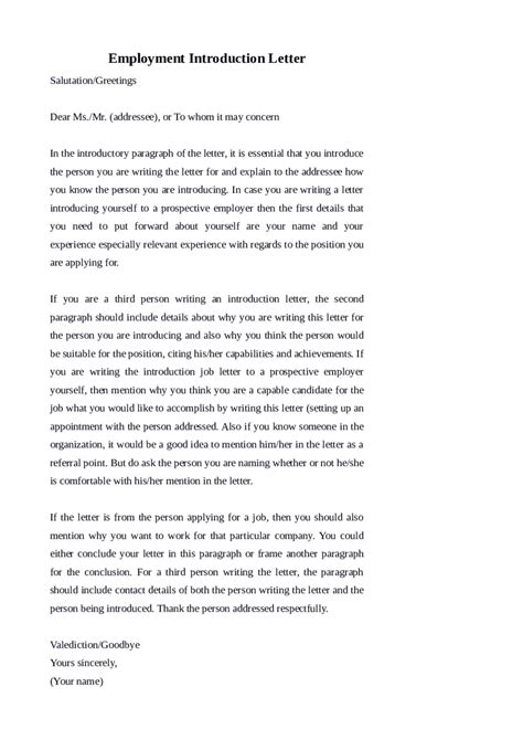sample cover letter for a job letter idea 2018