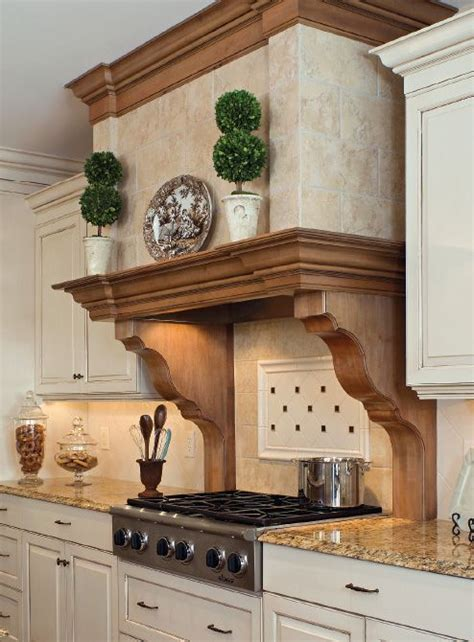 kitchen mantel decorating ideas 50 best house kitchen decor hood mantel images on