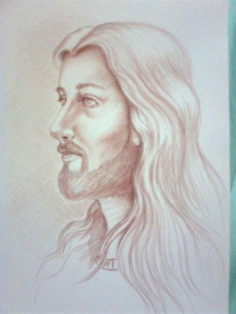 imagenes de jesucristo para dibujar a lapiz rostro de jesucristo rafael castillo ramirez artelista com