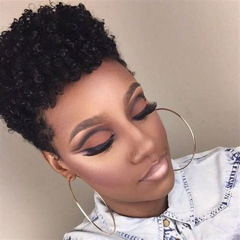 short haircuts for black women without relaxer 69 best big chop hairstyles images on pinterest