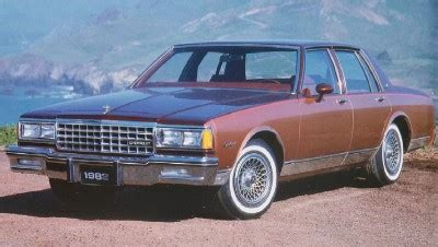 how do cars engines work 1983 chevrolet caprice regenerative braking 1982 chevrolet impala and caprice classic howstuffworks