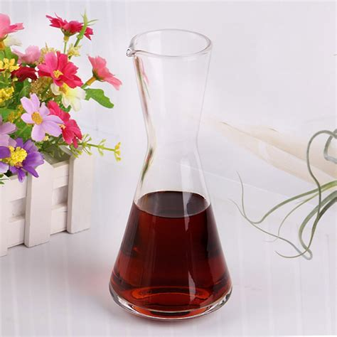 wholesale glass 2016 china exporter small glass decanters wholesale glass