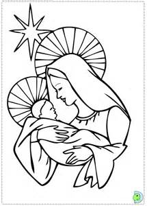 Nativity Manger Scenes Coloring Pages » Home Design 2017