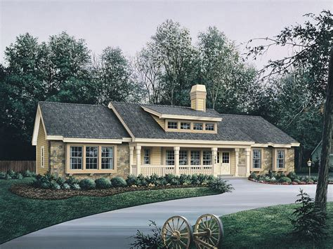 Houseplans And More by Stoneridge Country Home Plan 007d 0101 House Plans And More