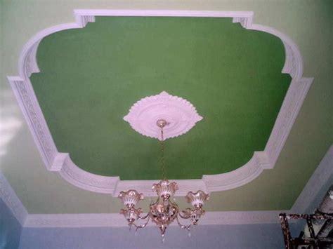 warna plafon ruang tamu interior rumah