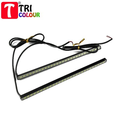 Led Drl 20 Cm by Tricolour 20cm Drl High Power Cob Led Drl Daytime Running