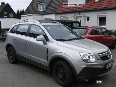 opel antara 2007 2007 opel antara 2 0 cdti cosmo 4x4 car photo and specs