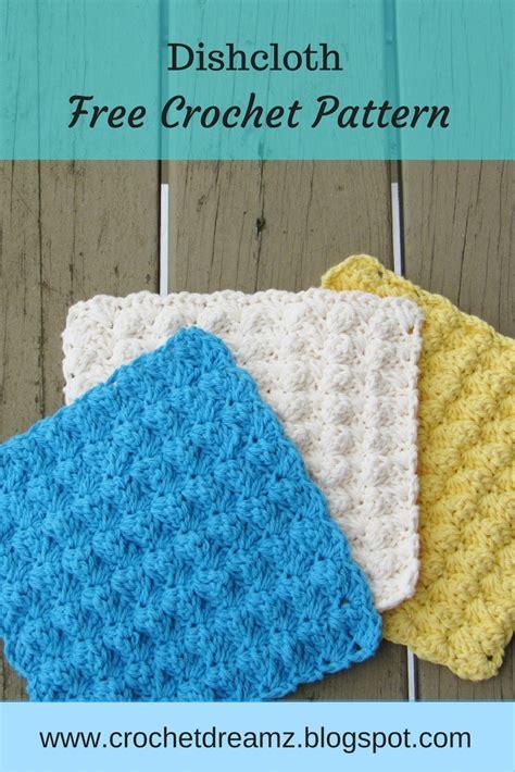 crochet dishcloth free printable crochet patterns for dishcloths dancox for