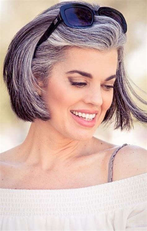 tips for making salt and pepper hair 1000 ideas about gray highlights on pinterest gray hair