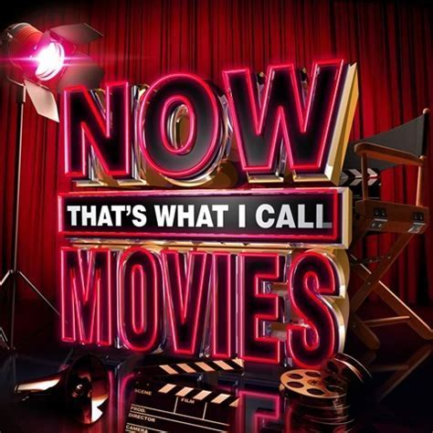 Various Artist   Now That's What I Call Movies (CD