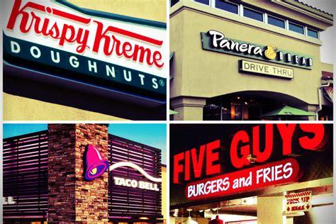 cadenas de hamburguesas de usa las cadenas de comida favoritas en estados unidos