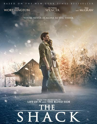 the shack the shack with sam worthington coming next march 3